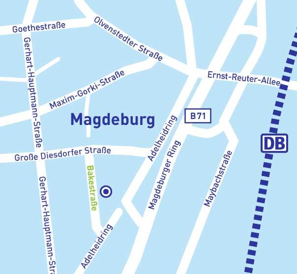 Standort Magdeburg