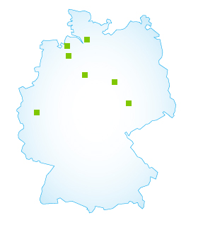 Standort-Karte